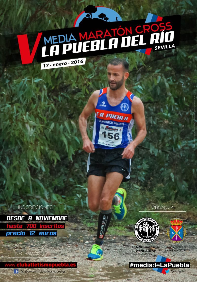 Carrera V Media Maratón Cross La Puebla del Río