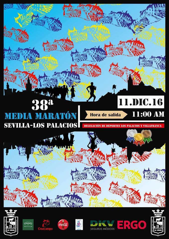 38 Media Maratón Sevilla-Los Palacios