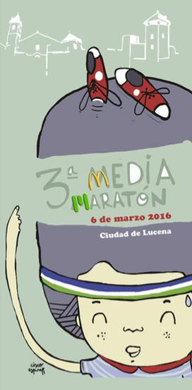 Carrera III Media Maratón Ciudad de Lucena