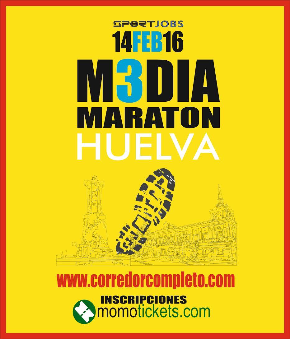 Carrera III Media Maratón Huelva