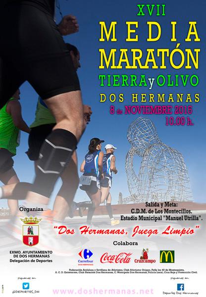 XVII Media Maratón Tierra y Olivo