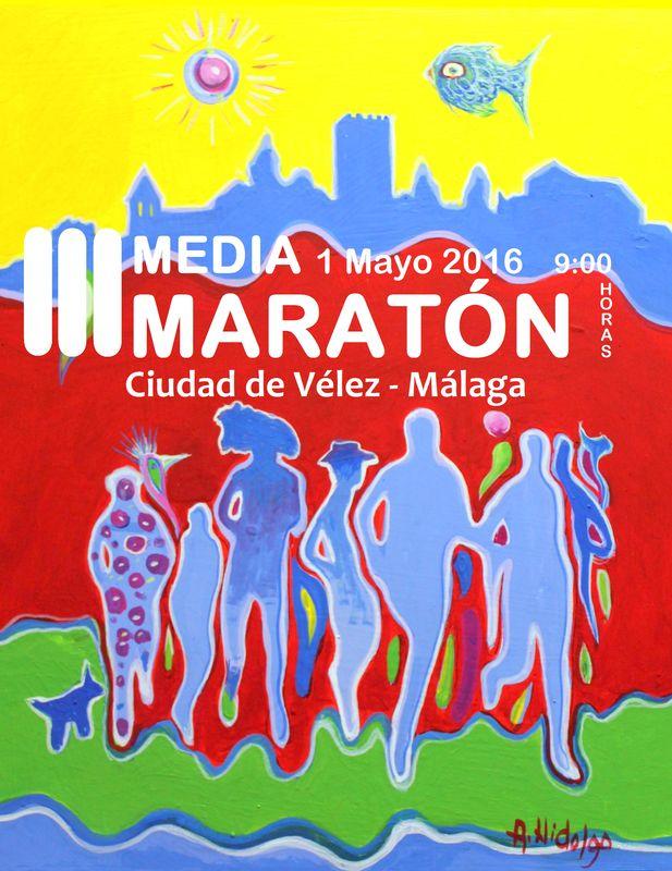 Carrera III Media Maratón Vélez Málaga