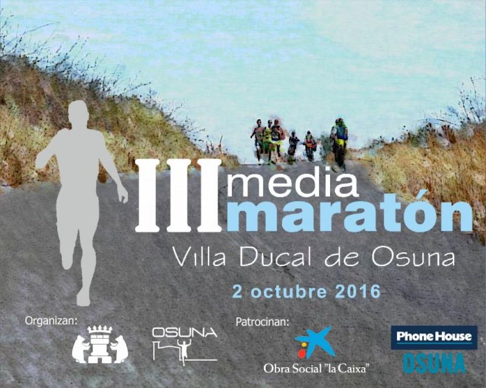 III Media Maratón Villa Ducal de Osuna