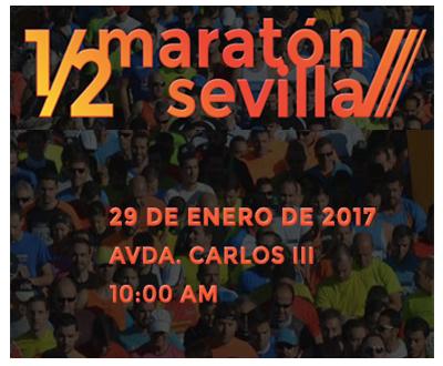 XXII Medio Maratón de Sevilla