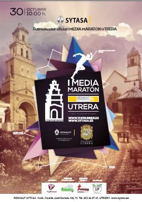 I Media Maratón de Utrera