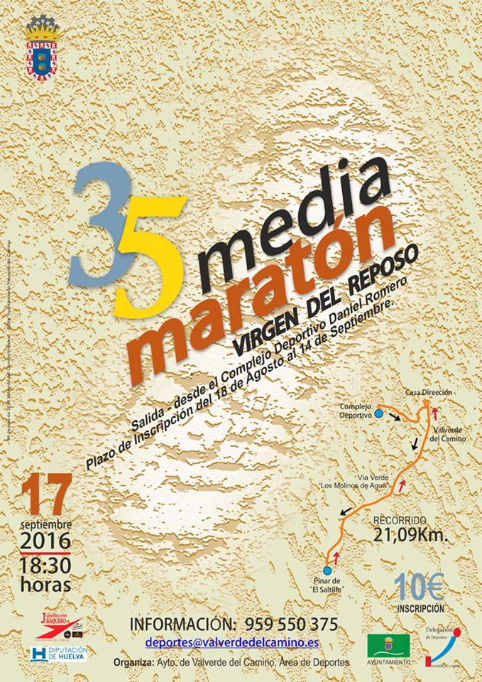 35 Media Marathon Virgen del Reposo