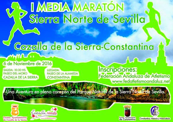 I Media Maratón Sierra Norte