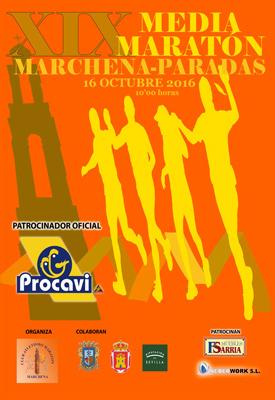 XIX Media Maratón Marchena-Paradas