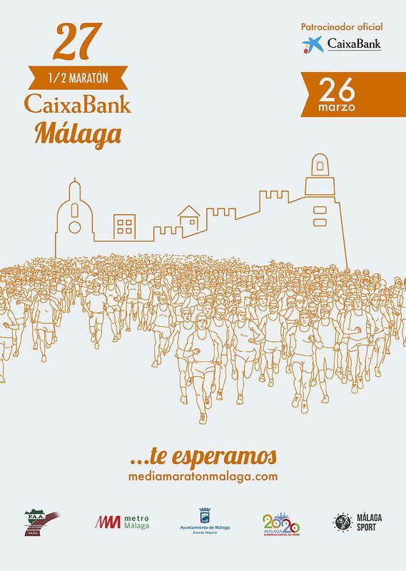 XXVII Medio Maratón Ciudad de Málaga