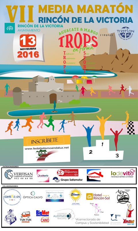VII Media Maratón Rincón de la Victoria
