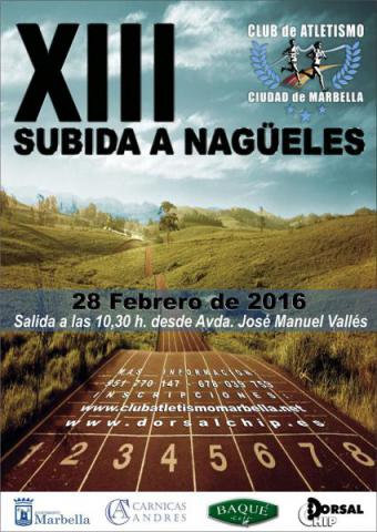 Carrera XIII Subida a Nagüeles 2016