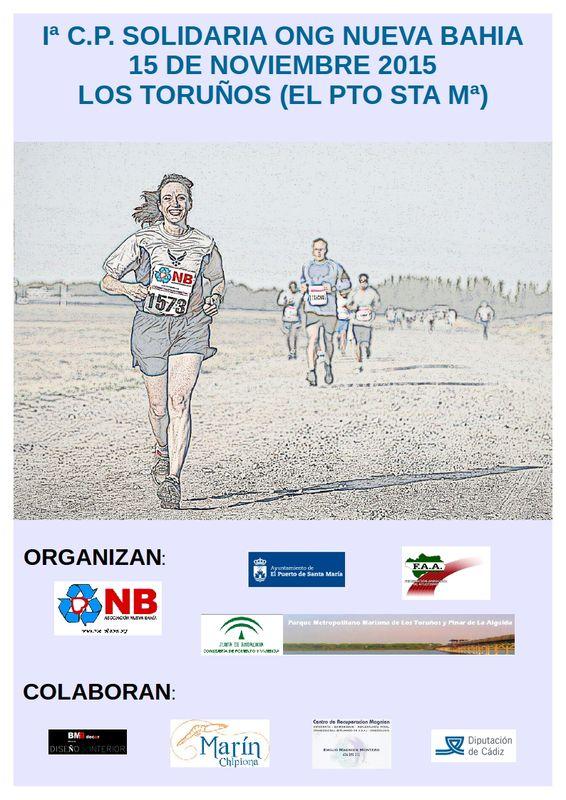 Carrera I Carrera Popular Solidaria ONG Nueva Bahía
