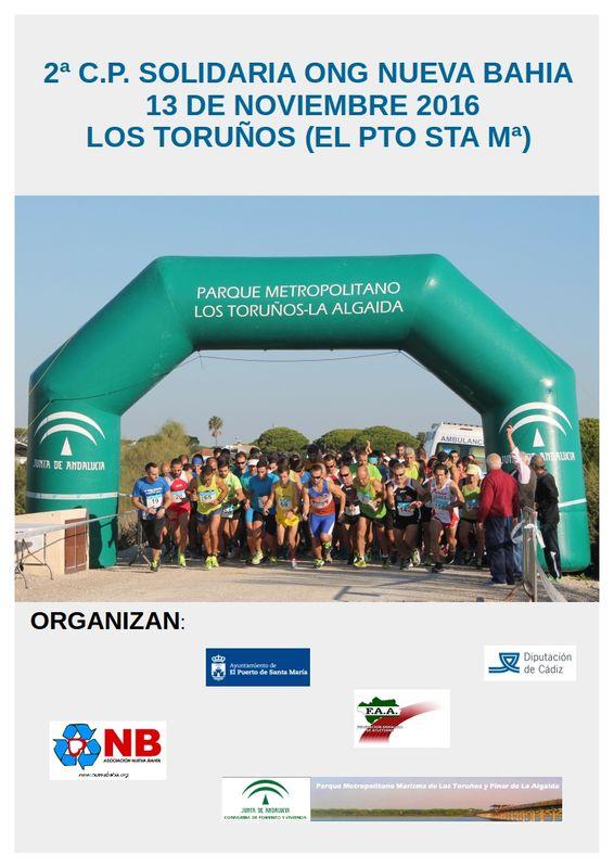 II Carrera Popular Solidaria ONG Nueva Bahía