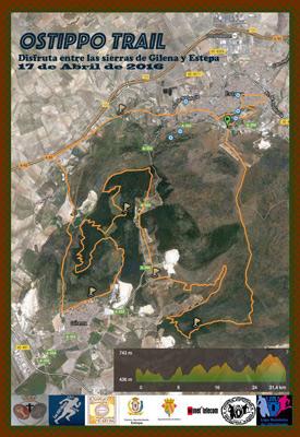 Carrera Ostippo trail