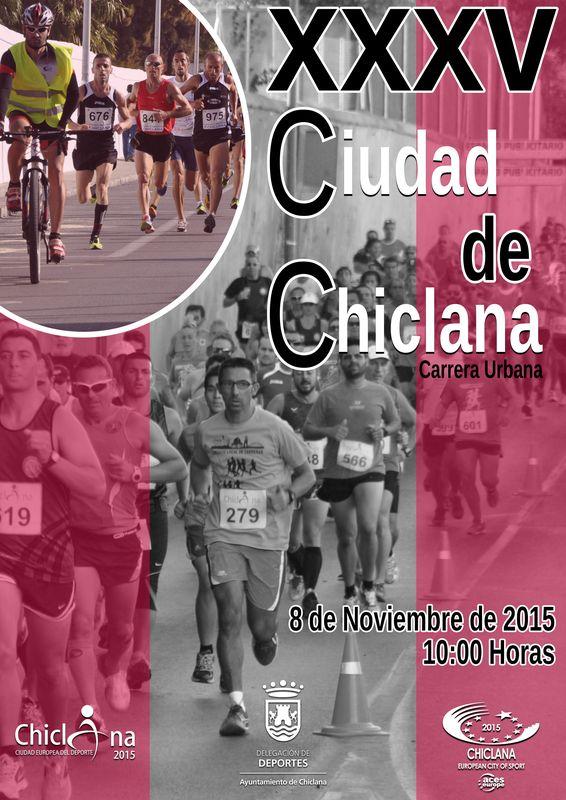 Carrera XXXV Carrera Urbana Ciudad de Chiclana