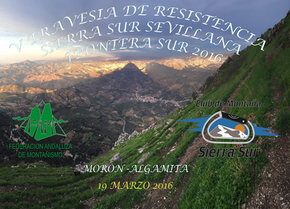 V Travesia de Resistencia de la Sierra Sur Sevillana
