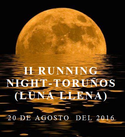 Carrera II Running night Los Toruños