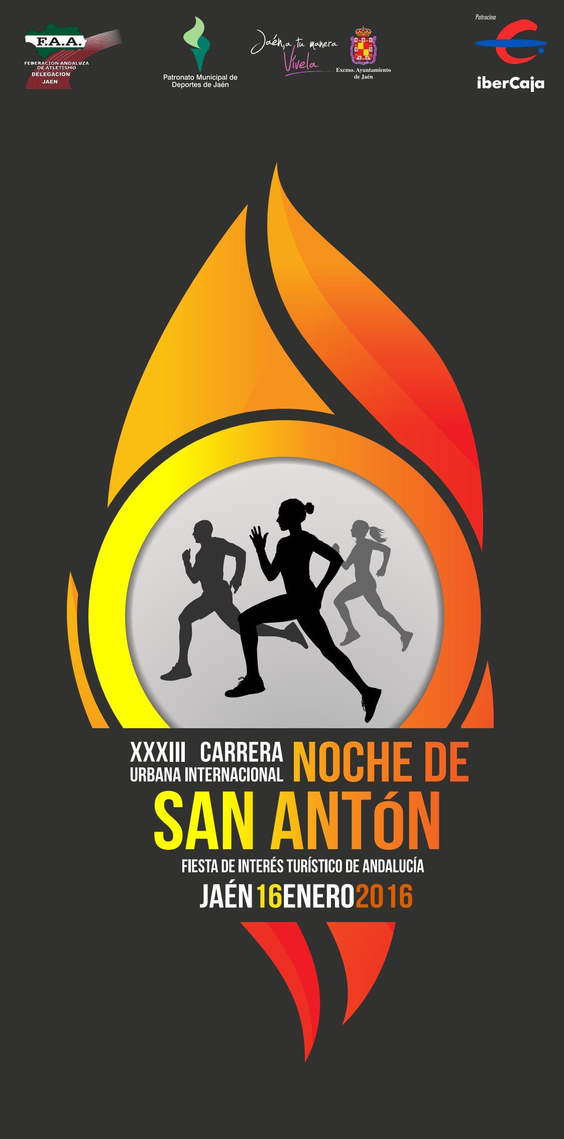 XXXIII Carrera Urbana Noche de San Antón