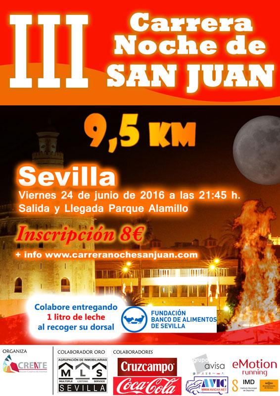 III Carrera Nocturna Noche de San Juan