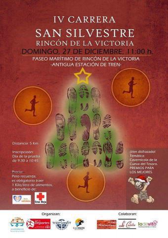 Carrera IV Carrera Popular San Silvestre Rincón de la Victoria