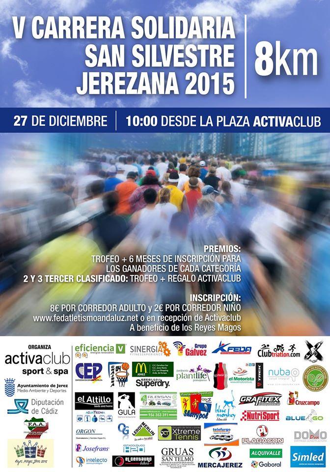 Carrera V Carrera Solidaria ActivaClub