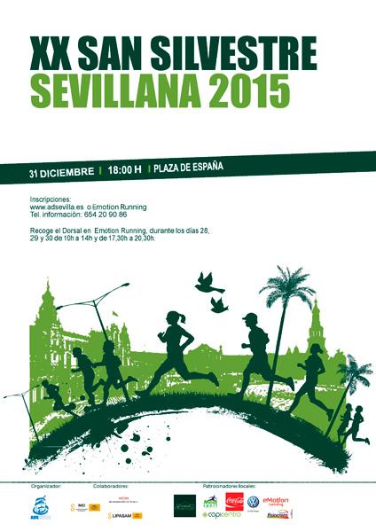 Carrera XX San Silvestre Sevillana