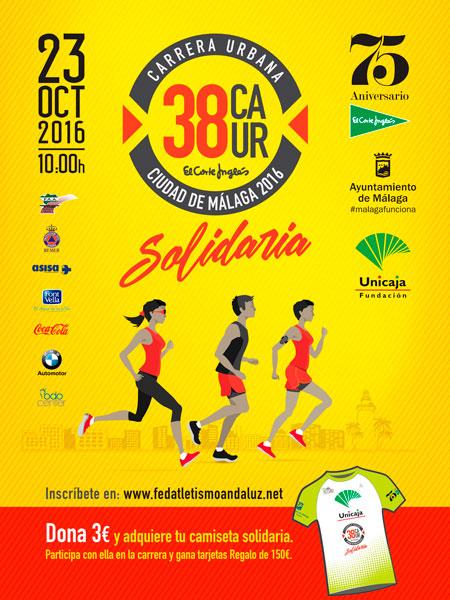 38 Carrera Urbana Ciudad de Málaga