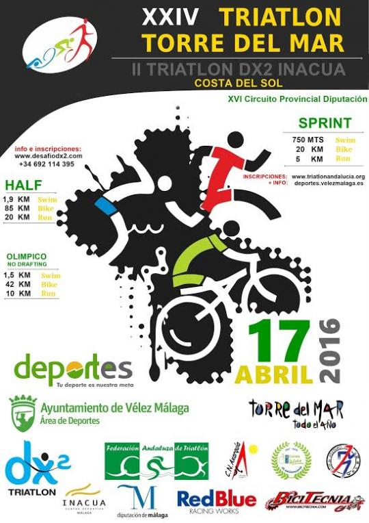 Carrera XXIV Triatlón De Torre Del Mar