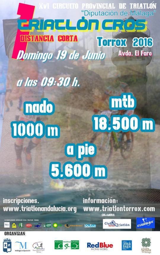 I Triatlón Cros Villa De Torrox