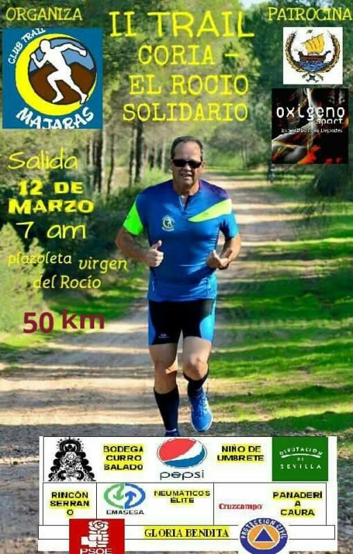 II Trail Solidario Coria-El Rocio