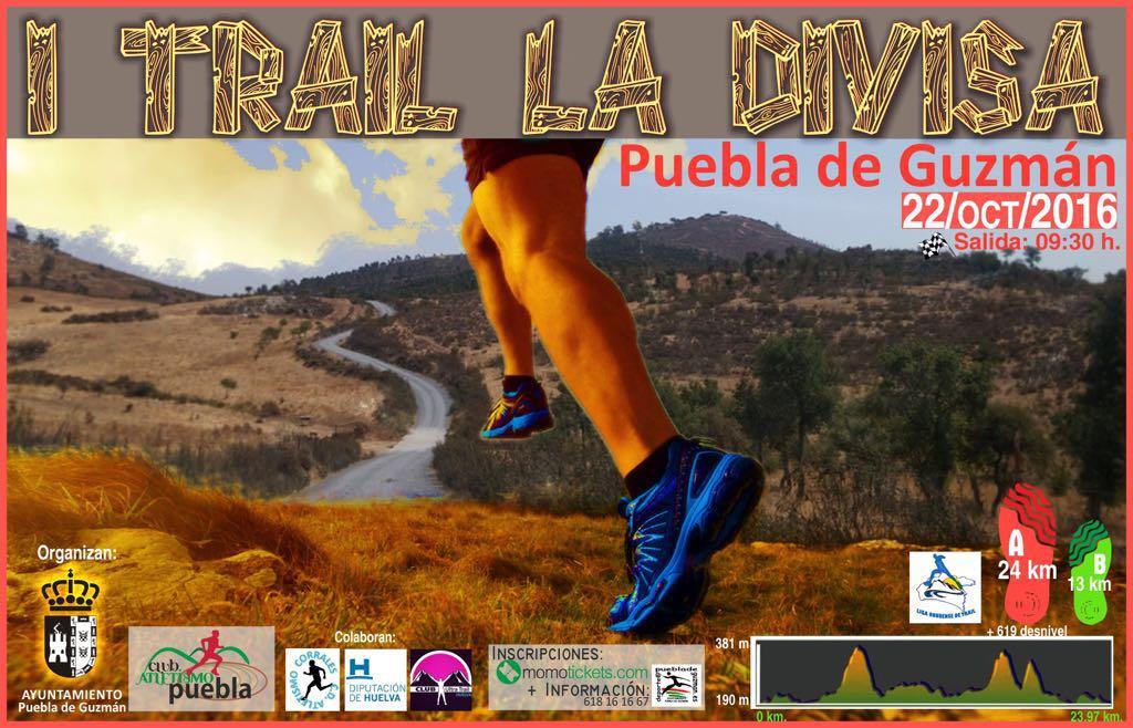 I Trail La Divisa