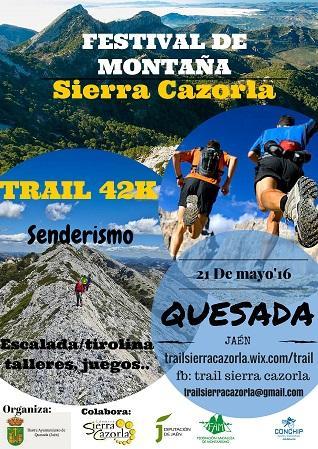 Carrera Maratón Trail Sierra Cazorla