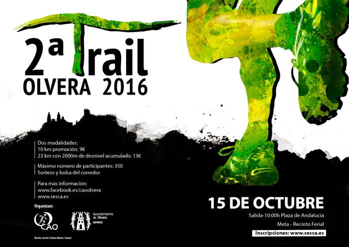 II Trail Olvera