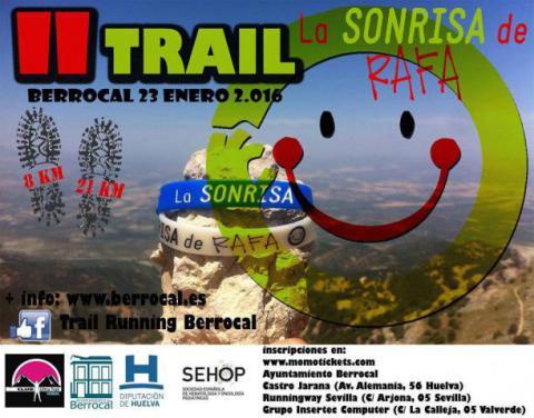 Carrera II Trail la Sonrisa de Rafa