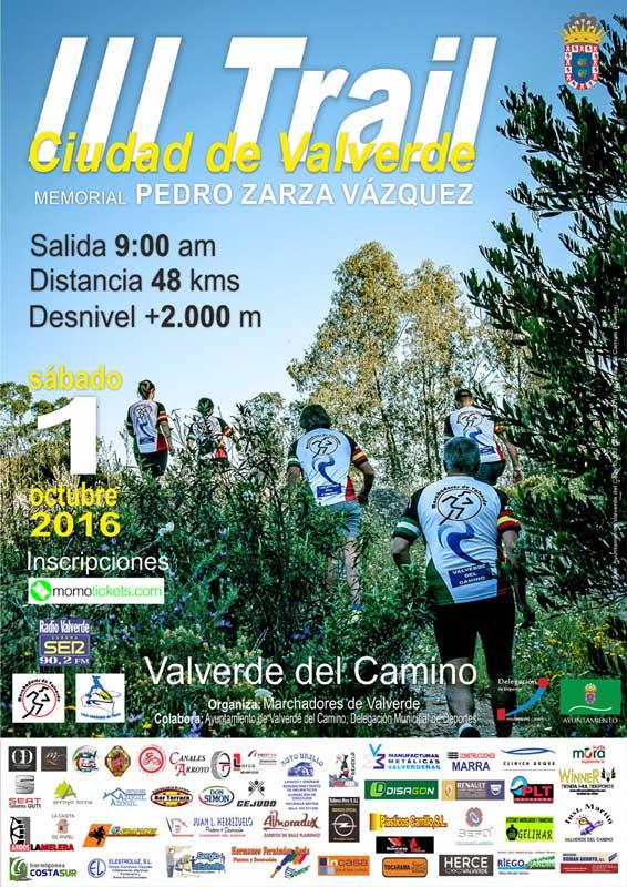 II Trail Ciudad de Valverde
