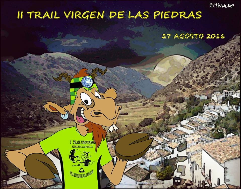 II Trail Nocturno Virgen de las Piedras