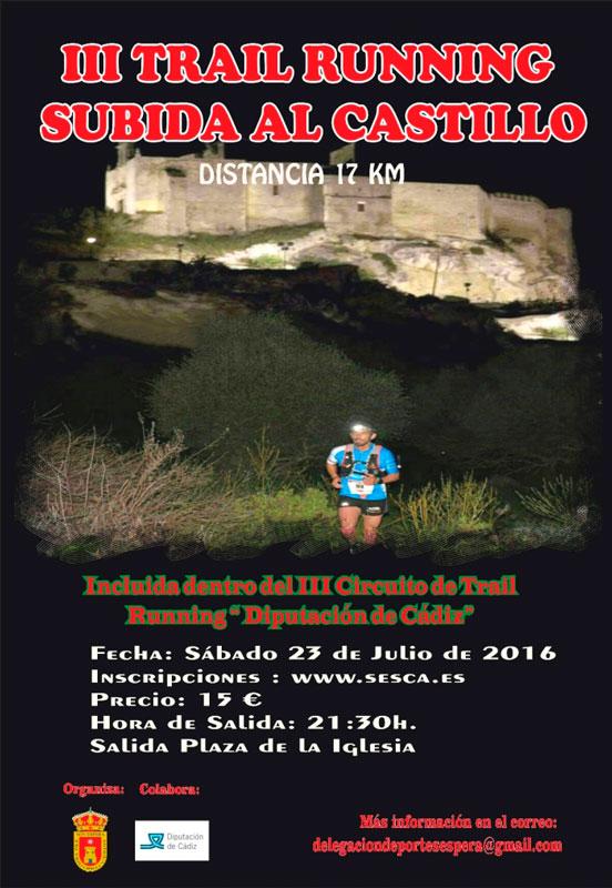 III Trail Subida al Castillo