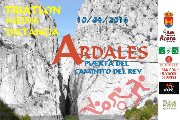 Carrera I Triatlón Puerta Caminito Del Rey Ardales