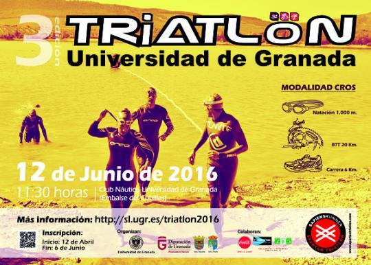 III Triatlón Cros Universidad De Granada