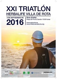 Carrera XXI Triatlón Herbalife Villa De Rota