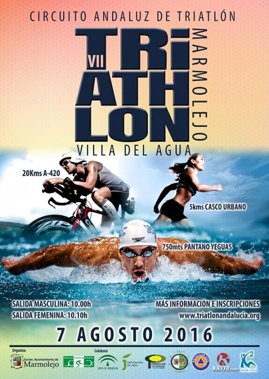 VII Triatlón Villa Del Agua