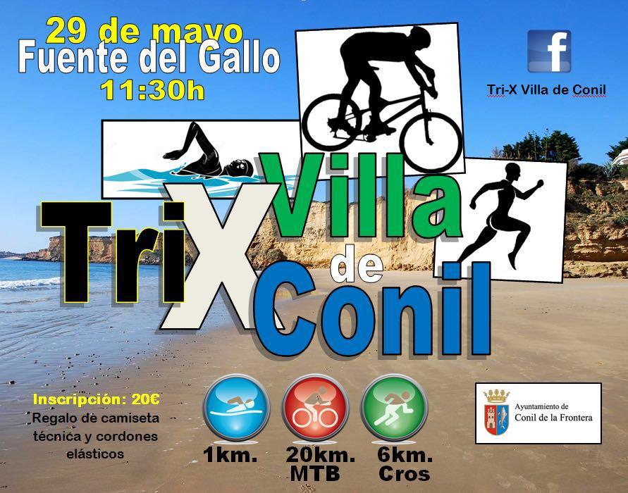 Carrera I Tri-X Villa de Conil