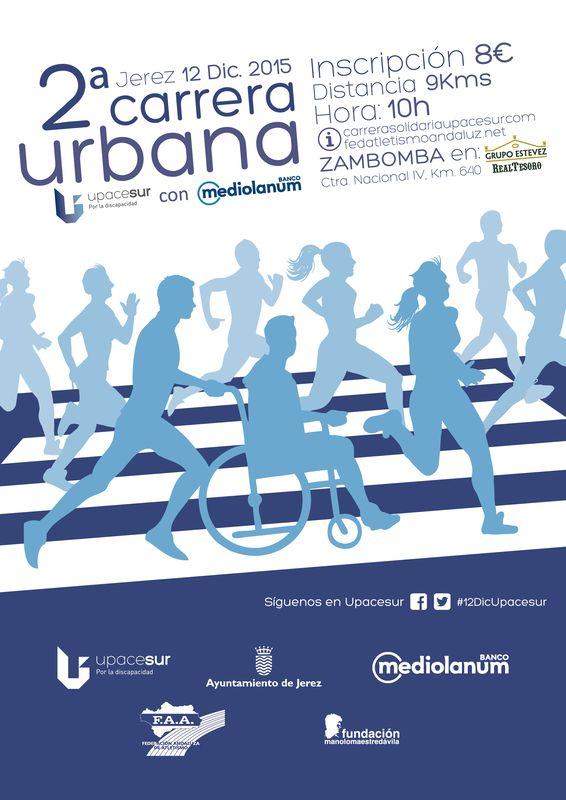 II Carrera Urbana Upacesur con Banco Mediolanum
