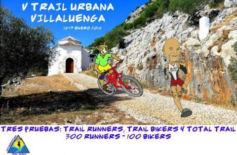 Carrera V Trail Urbana Villaluenga