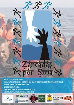 I Carrera Popular PRO Refugiados Sirios