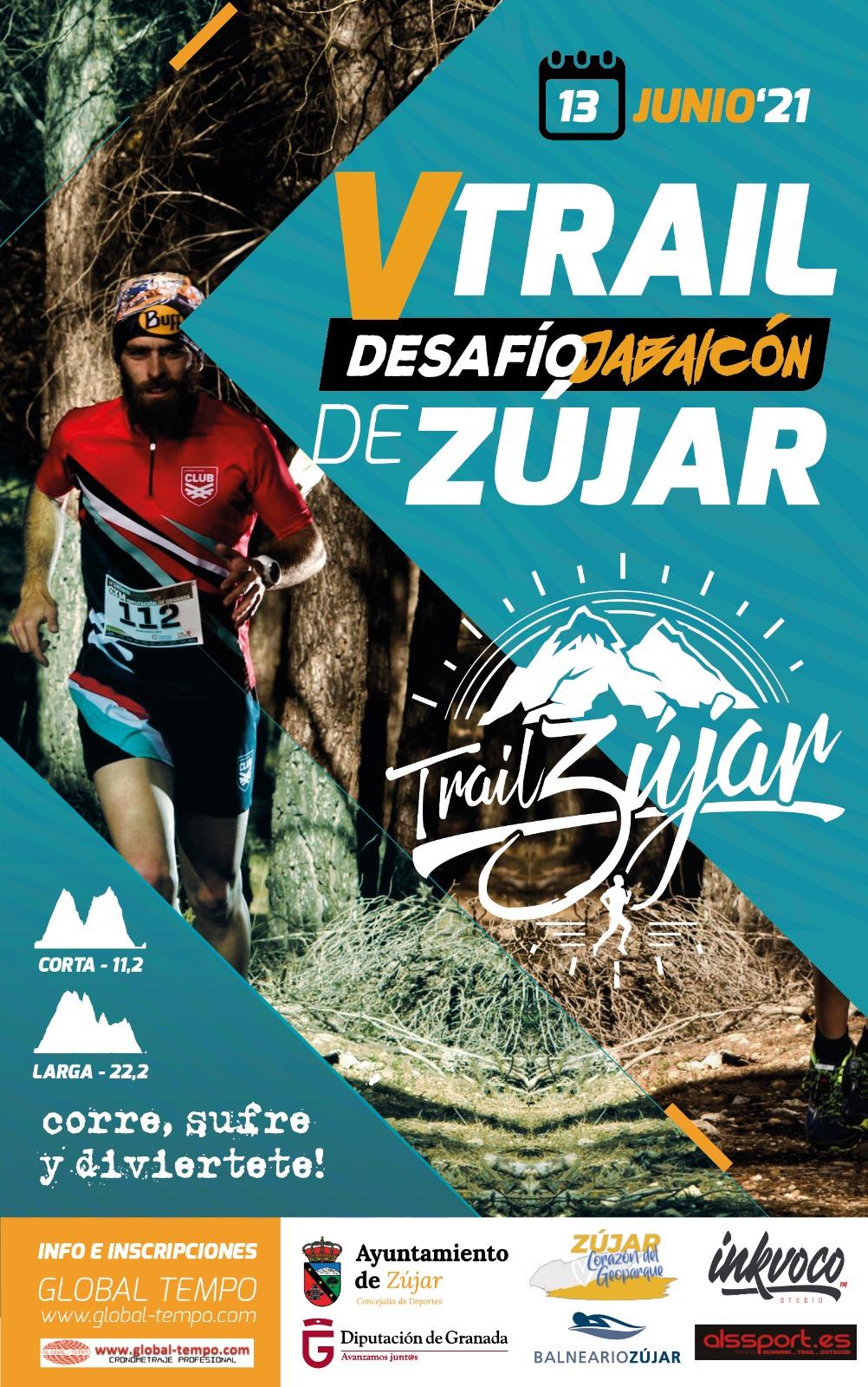 V Trail de Zújar Desafío Jabalcón