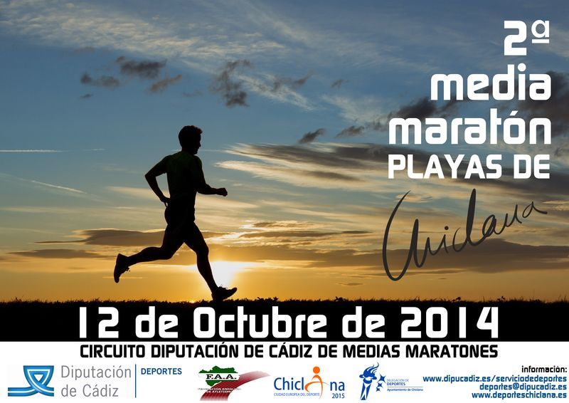 Carrera II Media Maratón Playas de Chiclana