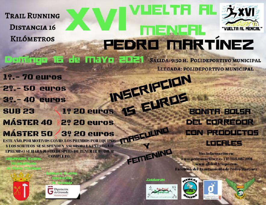 XVI Vuelta al Mencal Running