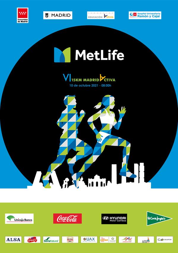 VI 15Km MetLife Madrid Activa