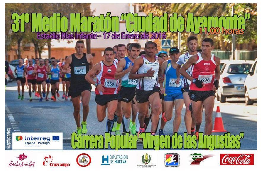 31º Medio Maratón Ciudad de Ayamonte
